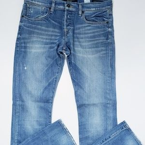 Lucky Brand Button Fly Tomboy Jeans